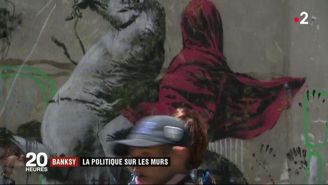 Banksy : la politique sur les murs