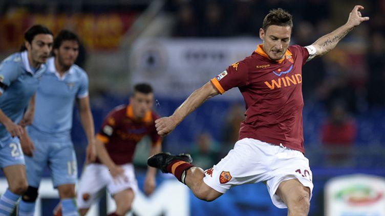 Francesco Totti, le capitaine de la Roma