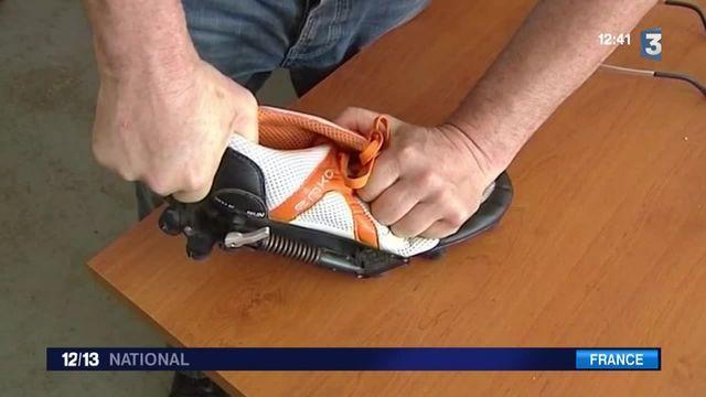 À la découverte de la chaussure de course intelligente