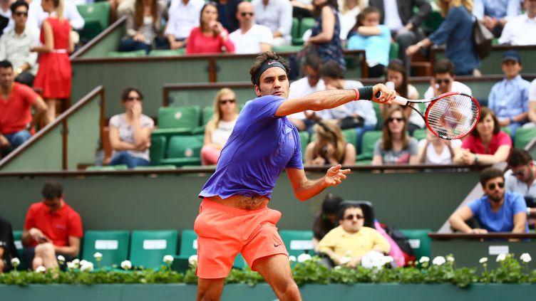 Roger Federer va devoir se méfier de Marcel Granollers (MIKE FREY / BACKPAGE IMAGES LTD)