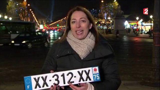 Pollution aux particules fines : circulation alternée en région parisienne
