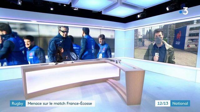 Covid-19 : le match France-Ecosse finalement reporté