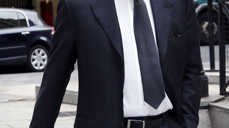 L'ancien ministre du Budget Jérôme Cahuzac, à Paris, le 11 septembre 2013. (THOMAS SAMSON / AFP)