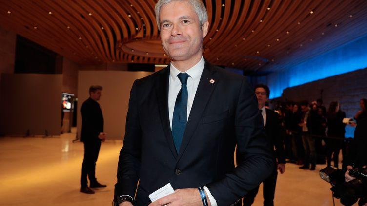 Laurent Wauquiez, en février 2019. (LUDOVIC MARIN / POOL / AFP POOL)