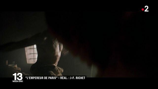 """""""L'Empereur de Paris"""" : un grand film d'aventure sur un personnage fascinant de l'histoire de France"""