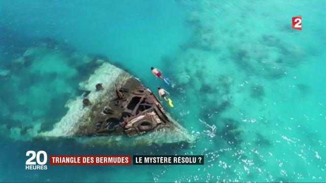 À la découverte du mystère du Triangle des Bermudes
