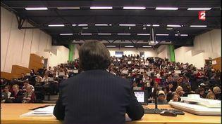Inscriptions : les universités débordées  (FRANCE 2)