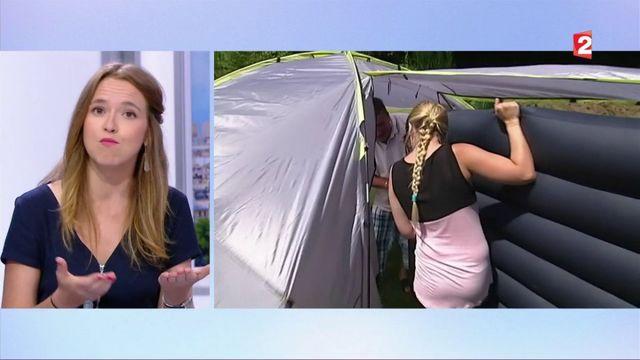 Camping : un mode d'hébergement cher aux Français pour les vacances
