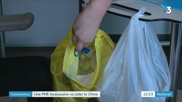 Coronavirus 2019-nCoV : une entreprise française réquisitionnée pour détruire les déchets médicaux liés à l'épidémie en Chine
