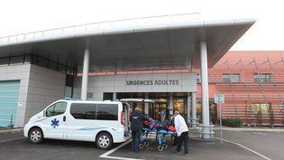 Le garçon, âgé de 13 ans, devait subir des examens de routine afin de surveiller son pancréas malade au CHU d'Amiens (Somme), lundi 3 août 2015. (  MAXPPP)