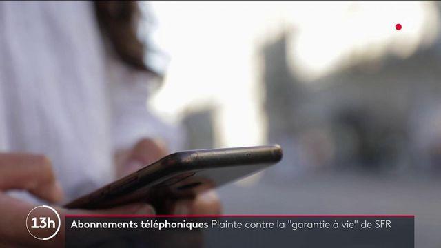 """Téléphonie : des """"forfaits à vie"""" aux prix variables ?"""