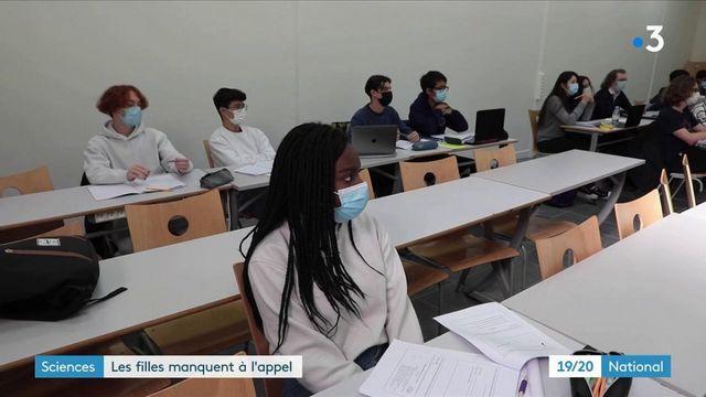 Formation : l'enseignement supérieur scientifique déserté par les filles