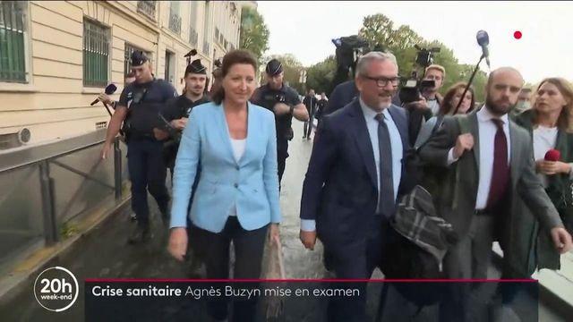 Gestion du Covid-19 : l'ancienne ministre Agnès Buzyn mise en examen