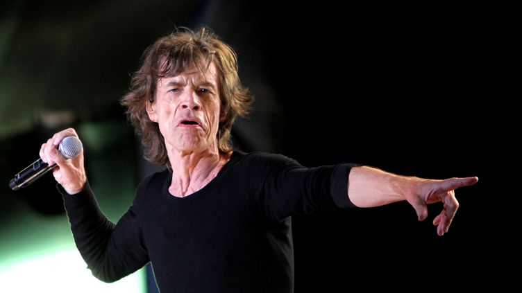 Mick Jagger, le 29 mai 2014. (PEDRO FIUZA / NURPHOTO / AFP)
