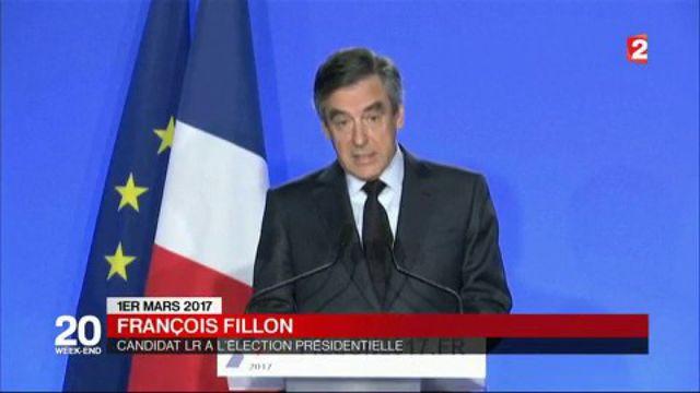 François Fillon : cinq jours de bras de fer