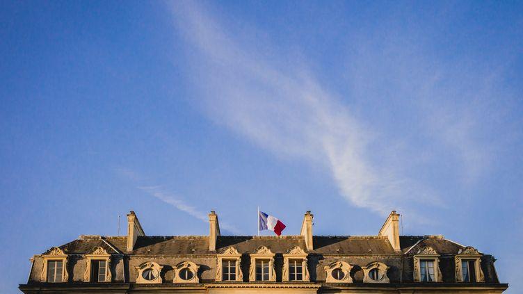 Le palais de l'Elysée à Paris le 14 septembre 2018. (MAXPPP)