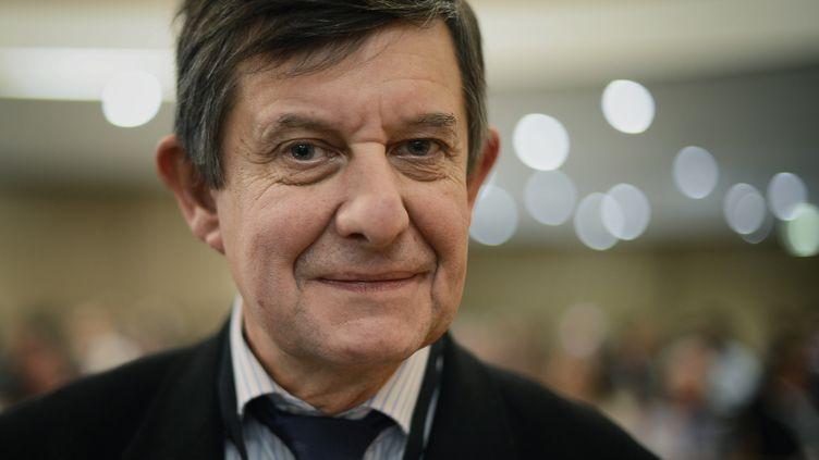 Le futur président de la BPI, Jean-Pierre Jouyet, le 18 octobre 2012 à Lyon (Rhône). (JEFF PACHOUD / AFP)