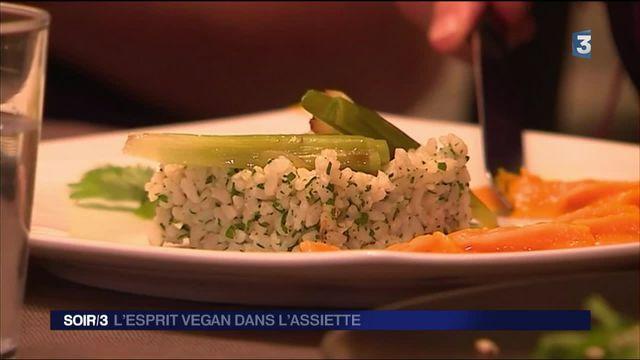 La gastronomie vegan s'invite dans nos assiettes