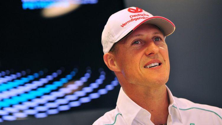 Michael Schumacher (GIUSEPPE CACACE / AFP)