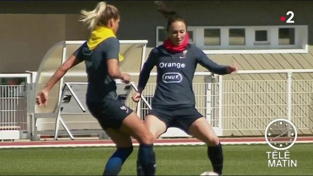 Football féminin : la Coupe du monde pourrait venir à bout des préjugés