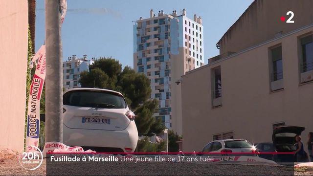 Marseille : une jeune fille de 17 ans meurt dans une fusillade, la piste du règlement de compte privilégiée