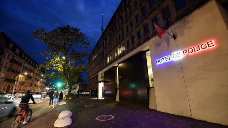 Lesélèves de l'institutriceseront auditionnés à l'hôtel de police de Nancy (Meurthe-et-Moselle). (MAXPPP)