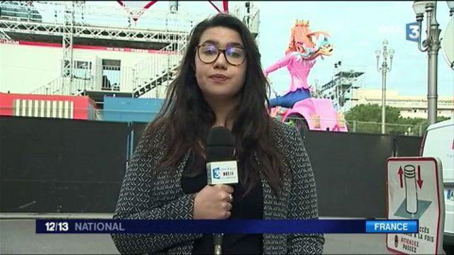 Carnaval de Nice : les mesures de sécurité