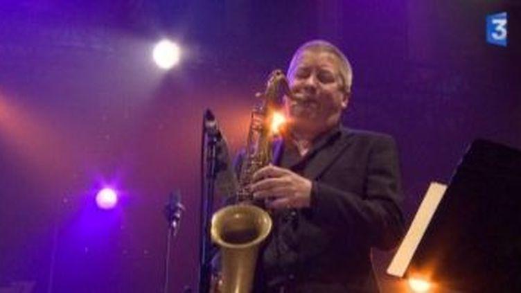 Jazz sous les pommiers: Glossolalia créé par Andy Sheppard  (Culturebox)