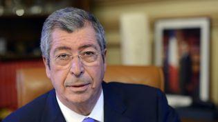 Le député-maire UMP de Levallois-Perret (Hauts-de-Seine), Patrick Balkany, le 18 novembre 2013. (ERIC FEFERBERG / AFP)