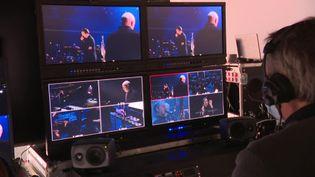 La Philharmonie de Paris a diffusé une dizaine de concerts en live sur internet depuis le début du deuxième confinement. (France Télévisions)