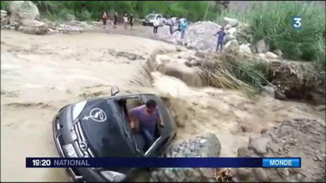 Pérou : de très violentes inondations
