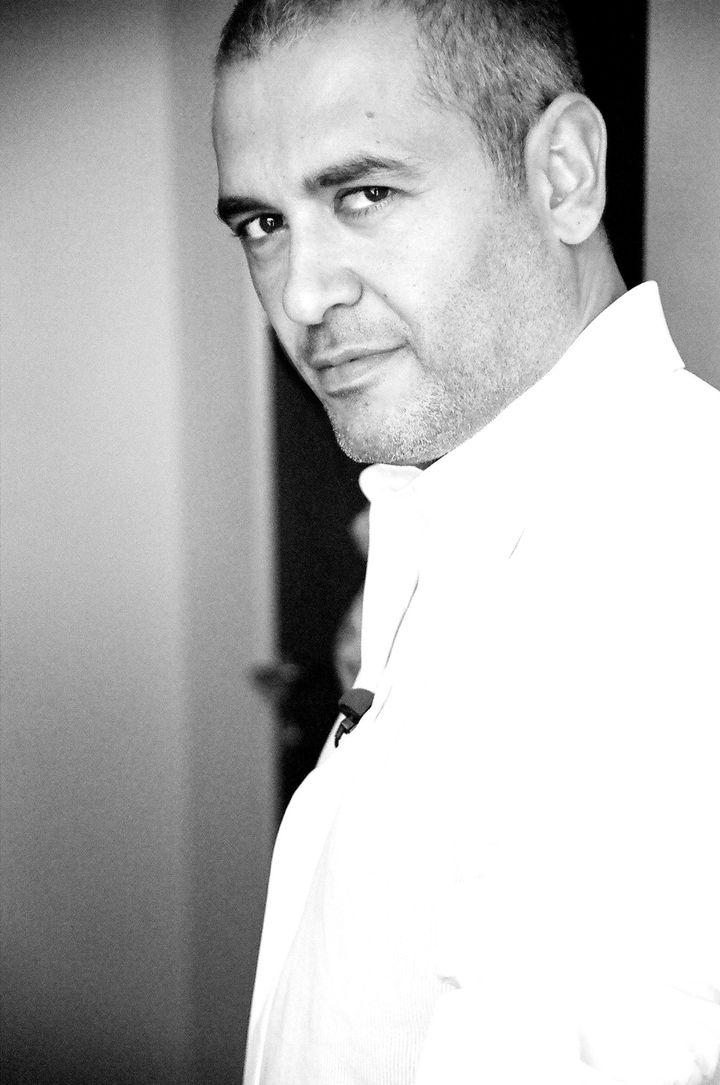 Le couturier Elie Saab  (Elie Saab)