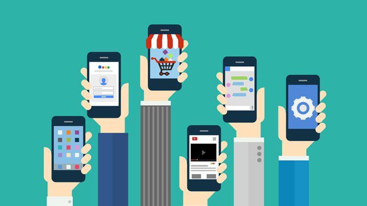 (Les applications mobiles sont elles menacées ? © Fotolia)