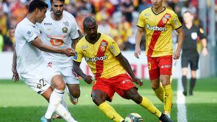 Lens reçoit Lille samedi dans le cadre de la 6e journée de Ligue 1. (FRANCOIS LO PRESTI / AFP)