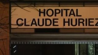 claude hurriez hopital lille  (France 3)