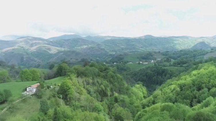 Pays basque : la renaissance de la vallée des Aldudes. (FRANCE 3)