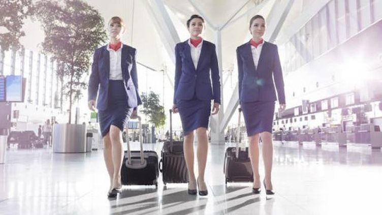 Pour la compagnie aérienne Pakistan International Airlines, le personnel navigant féminin ne doit pas dépasser un IMC de 25. (FOTOLIA)