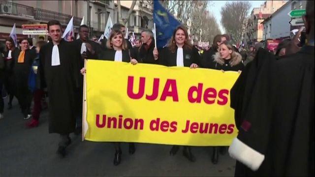 Réforme des retraites : entre 615 000 et 1,8 million de manifestants mardi