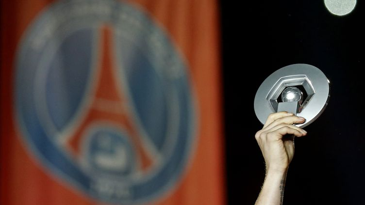 Le PSG règne sur la Ligue 1 depuis quatre saisons (? GONZALO FUENTES / REUTERS / X02443)