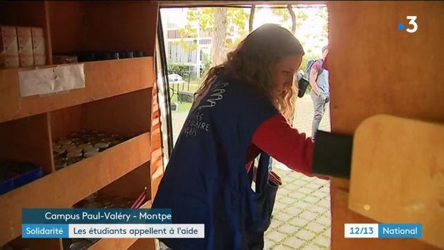 Précarité étudiante : comment le Solidaribus du Secours populaire vient en aide aux jeunes en difficulté