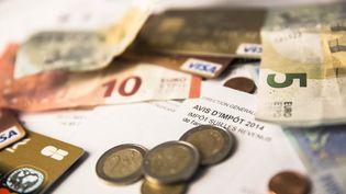 Le ministère des Finances publiquesa annoncé, mardi 4 septembre, une avance de 60% du remboursement lié au crédit d'impôts. (MAXPPP)