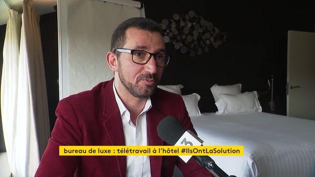 À Metz, un hôtel propose des chambres à la journée pour le télétravail