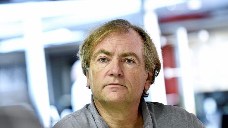 Didier van Cauwelaert en novembre 2019. (SYLVIE CAMBON / MAXPPP)