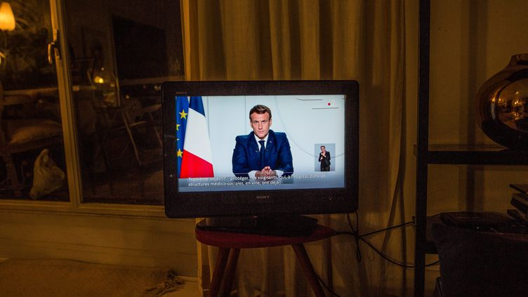 Suivez les vœux du président Emmanuel Macron — En direct
