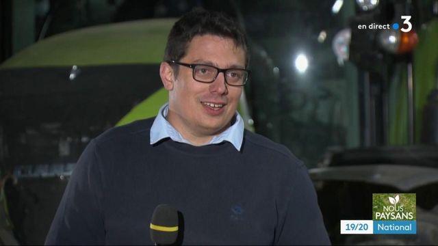 Agriculture : rencontre avec Damien Lafragette, futur producteur de myrtilles