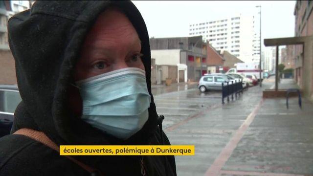 Dunkerque : les écoles restent ouvertes mais l'inquiétude demeure concernant le variant anglais du Covid-19