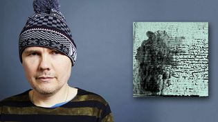 """Monuments o an Elegy"", Billy Corgan des Smashing Pumpkins  (Dan Hallman/AP/SIPA)"