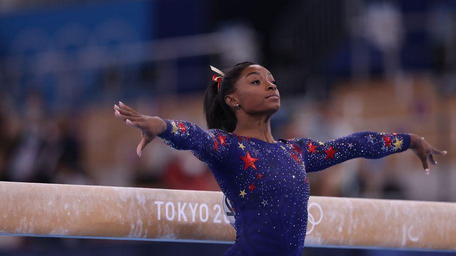 JO 2021 : six choses à savoir sur la gymnaste Simone Biles, la star annoncée des Jeux qui brille par son absence