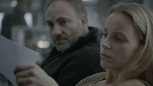 Une inspectrice suèdoise froide associée à un chaleureux policier danois. (OLOF JOHNSON)