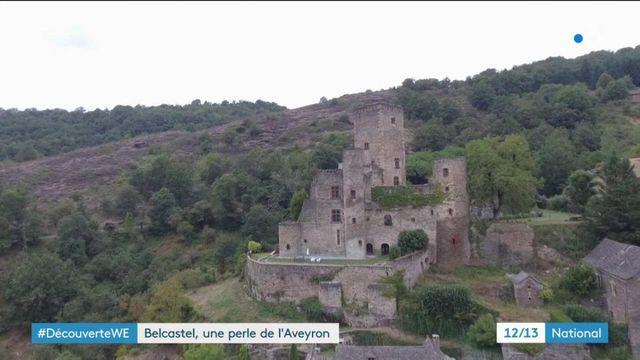 Aveyron : découverte du château de Belcastel